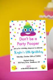 birthday party invitations best 25 birthday party invitations ideas on mermaid