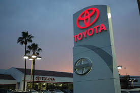 toyota dealer japan toyota to hold world s biggest car recall in 16 years nbc news