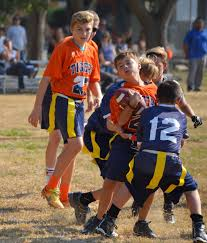 Bay Area Flag Football League Athletics San Jose Christian