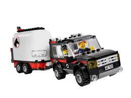 land rover lego lego city 7635 4wd with horse trailer amazon co uk toys u0026 games