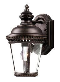 Murray Feiss Lighting Catalog Ol1900gbz 1 Light Wall Lantern Grecian Bronze