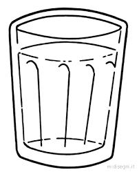 disegni bicchieri disegni da colorare per bambini midisegni it