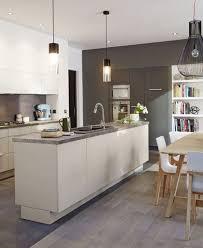 cuisine contemporaine moderne chic urbaine côté maison