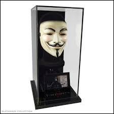 V For Vendetta Mask Guy Fawkes