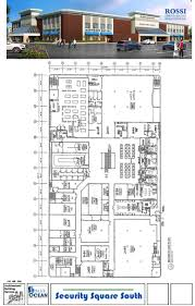 Upload Floor Plan by Security Square South Available Spaces And Floor Plans
