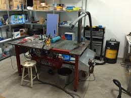 Buildpro Welding Table by Help Me Design My First Welding Table