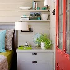 Floating Nightstand With Drawer Floating Bedside Table Design Ideas