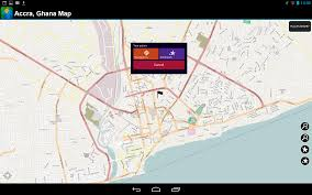 Accra Ghana Map Amazon Com Accra Ghana Offline Map Appstore For Android