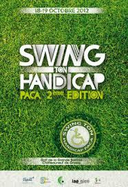 handicap swing swing ton handicap paca 2012 aur礬lie