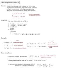 Inverse Operation Worksheets Math Plane Exponents U0026 Roots And Order Of Operations