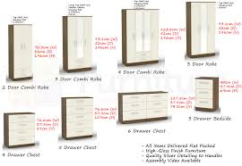 Cream Bedroom Furniture Sets by Cream Gloss And Walnut Bedroom Furniture Uv Furniture