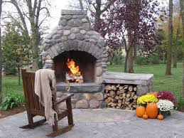 outdoor fireplace pizza oven bathroom vanity and mirror shower