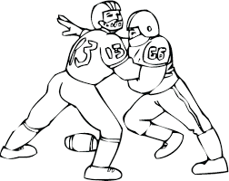 fancy coloring pages on for kids with san francisco 49ers helmet