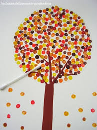 Autumn Tree Decorations Fall Tree Crafts For Preschoolers Ye Craft Ideas