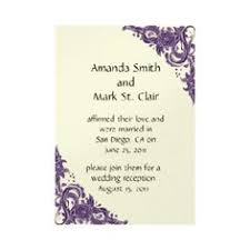 post wedding reception invitation wording wedding reception invitation wording rectangle potrait ivory