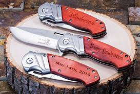 personalized knives groomsmen box custom pocket knives personalized wooden gift boxes knife