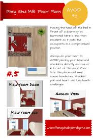 best feng shui floor plan less than excellent feng shui placing the head of the bed in
