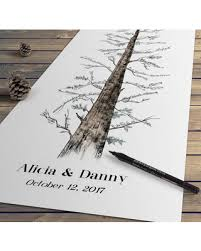 guestbook wedding don t miss this bargain wedding guest book eternal redwood