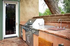 fabriquer cuisine exterieure cuisine d exterieure cuisine exterieur meuble exterieure bois d ete