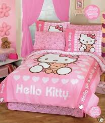 Hello Kitty Duvet 19 Sweet Hello Kitty Kids U0027 Room Décor Ideas Shelterness