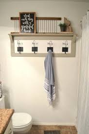 bathroom towel hanging ideas bathroom towel rack brokenshaker