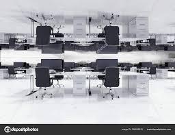 bureau inversé avec skyline photographie vectorfusionart 168556510