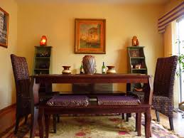 wallpaper ideas for dining room dining room charming dining room with yellow wallpaper decor