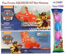 filled easter baskets paw patrol pre filled easter basket model 22074547 ebay