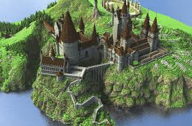 the real hogwarts download minecraft project