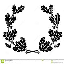 oak leaves royalty free stock image image 36491386