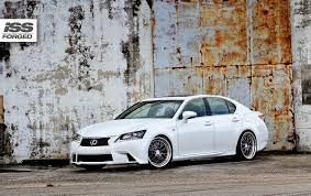 lexus gsf custom lexus gs f on iss forged spyder iss forged handcrafted for