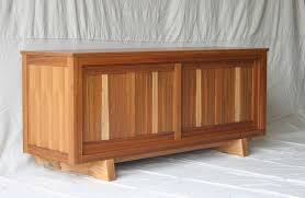console cabinet with doors hand made teak tv console cabinet by natural mystic woodwork