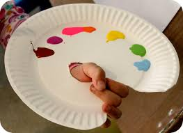 Paint Pallet by Artist Holding Paint Palette Special Offers
