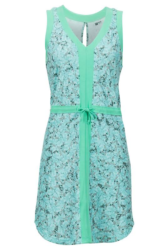 Marmot Remy Dress Double Mint Confetti Small 49560-4946-S