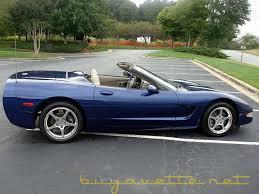 2004 corvette convertible for sale 2004 corvette commemorative edition convertible for sale at