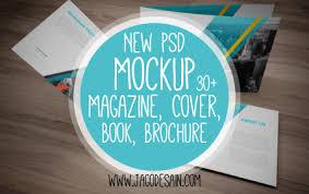 download desain majalah download gratis kumpulan mockup magazine book cover dan brochure