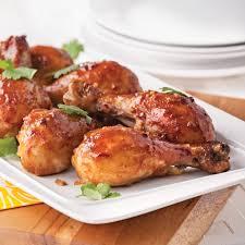 recette de cuisine poulet pilons de poulet à l asiatique recettes cuisine et nutrition