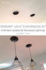 Pendant Light Conversion Kit Pendant Conversion Kit From Lowes