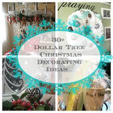 30 dollar tree christmas decoarting ideas crafty 2 the core