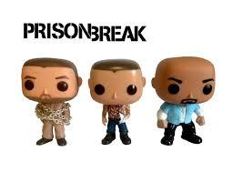 prison break custom funko pops