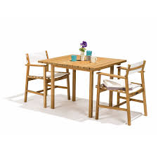Teak Garden Table Teak Small Dining Table Seabold Collection Thos Baker