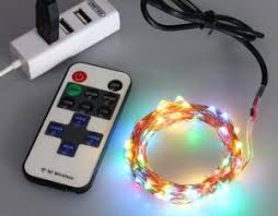 usb office fairy lights usb operated led string light