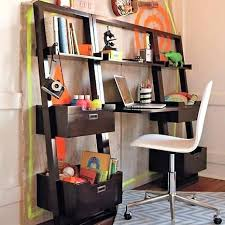 leaning bookcase and desk modern white leaning bookcase leaning