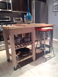 kitchen islands ikea high top gerton slab kitchen island ikea hackers fair hack
