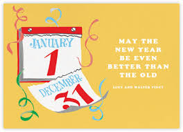 cards for new year new year cards online at paperless post