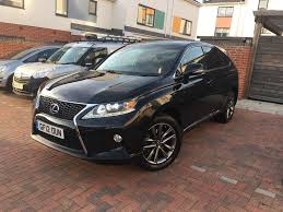 gumtree lexus cars glasgow lexus rx450h f sport 2012 panoramic roof red leather interior head