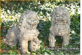 shishi statue shishi foo dog dutchman fountains foo dogs cast