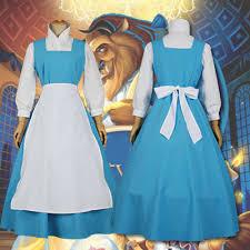 Belle Halloween Costume Blue Dress Compare Prices Halloween Costume Belle Shopping Buy