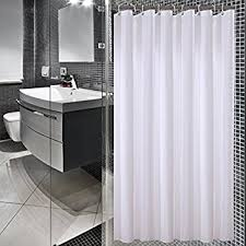Kitchen And Bath Curtains by Amazon Com Sfoothome 36 Inch Wide X 72inch Long Hotel Fabric