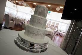 Disney Castle Stencil Phrase Wedding Cake Bakealous